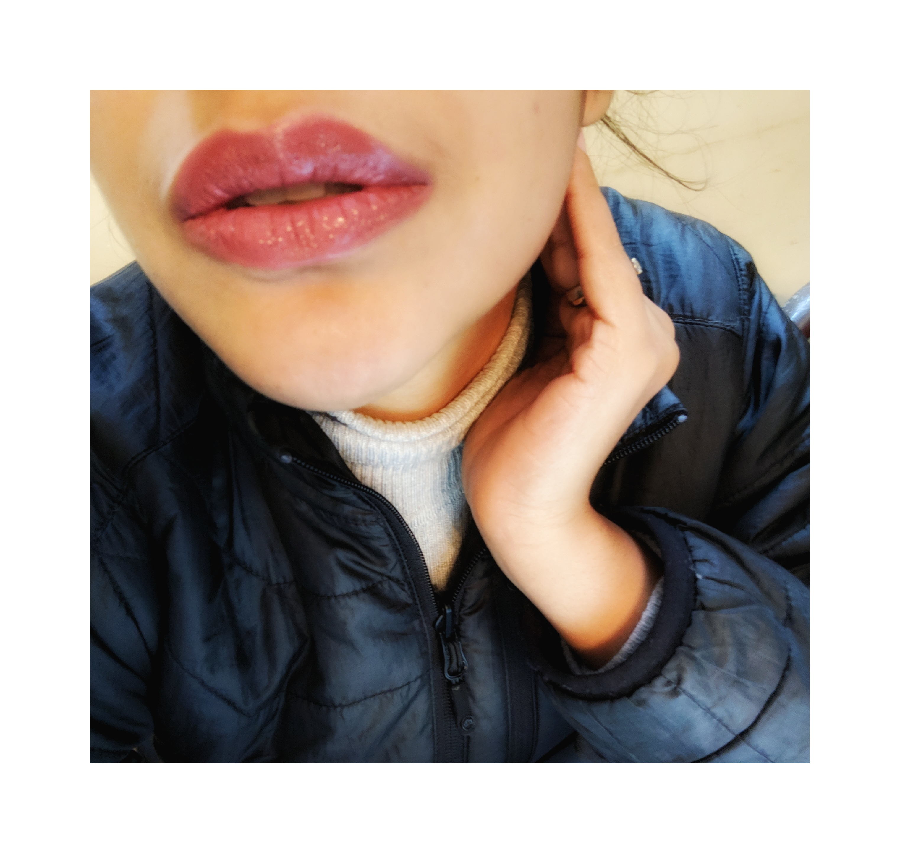 Let's go nude… on lips!